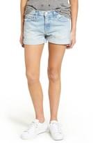 Current/Elliott Women's The Boyfriend Denim Shorts