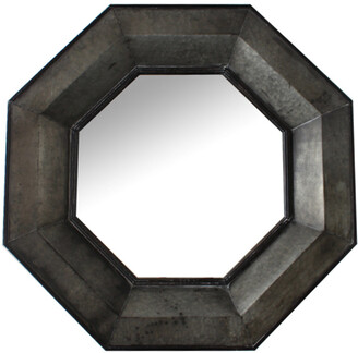 Channel Enterprises Viking Octagonal Indoor/outdoor Mirror