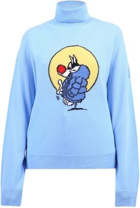 MONCLER GENIUS Moncler X JW Anderson Looney Tunes High Neck Sweater