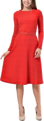 LADA LUCCI Wool-Blend Dress