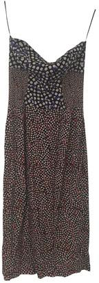 Emilio De La Morena Multicolour Silk Dress for Women