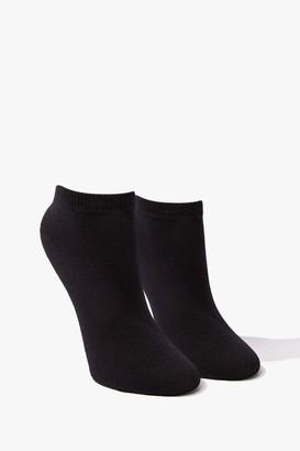 Forever 21 Knit Ankle Socks - 5 Pack