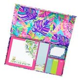 Lilly Pulitzer Exotic Garden Sticky Note Set