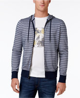 Michael Kors Men's Striped Cotton Hoodie