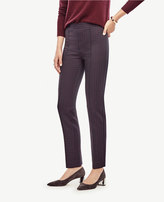 Ann Taylor Petite Pintucked Ankle Pants