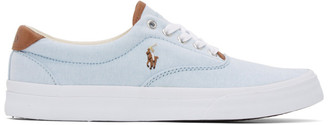 Polo Ralph Lauren Blue Thorton Sneakers