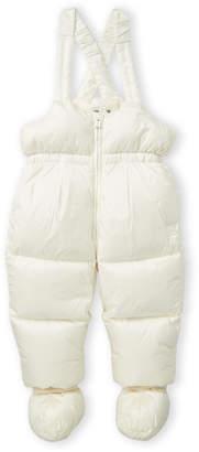 ADD Newborn/Infant Girls) Two-Piece Down Jacket & Bootie Set