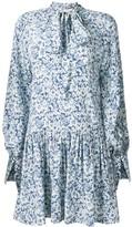 Stella McCartney floral-print peasant dress
