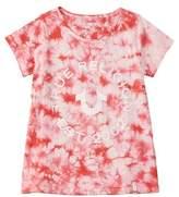 True Religion Girls' Tie-dye Logo T-shirt.