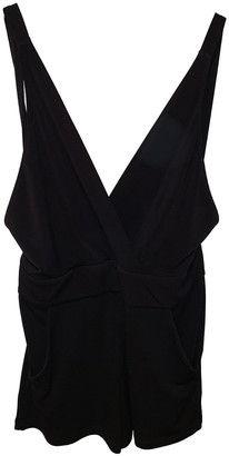 Brandy Melville Black Polyester Jumpsuits