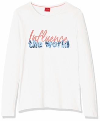 S'Oliver Girl's 73.908.31.8723 T-Shirt