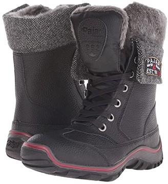 Pajar Alice (Black) Women's Hiking Boots
