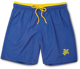 Vilebrequin Moka Mid-length Swim Shorts