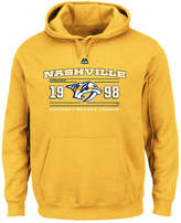 Majestic Men s Nashville Predators Winning Boost Hoodie 673f11a1b