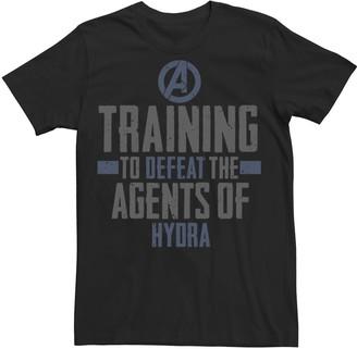 Men's Avengers Marvel Defeat Hydra Tee