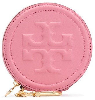 Tory Burch Logo-Embossed Wallet