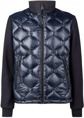 BOSS Honeycomb Puffer Jacket