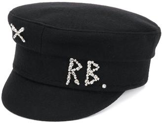 Ruslan Baginskiy Logo Baker Boy Hat