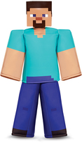 Disguise Minecraft Steve Prestige Dress-Up Set - Kids