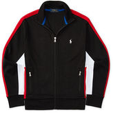 Ralph Lauren Boys 8-20 Interlock Track Jacket