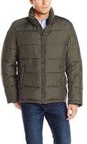Tommy Hilfiger Men's Big-Tall Classic Puffer Jacket