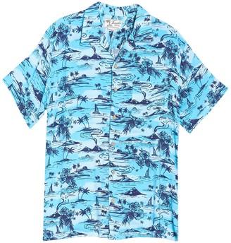 Trunks Surf And Swim Co. Waikiki Short Sleeve Shirt