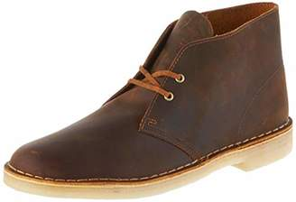 Clarks Men's Desert Boots, Brown (Beeswax Leather)