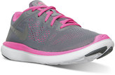 Nike Girls' Flex 2016 RN Running Sneakers from Finish Line