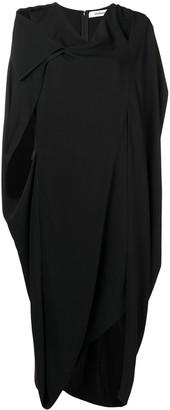 Chalayan Oval Slash Dress