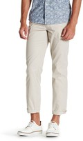 Tailorbyrd Flat Front Chino Pant - 30-34 Inseam