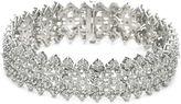 JCPenney FINE JEWELRY 1 CT. T.W. Diamond Bracelet Sterling Silver