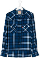 Levi's Kids checked shirt