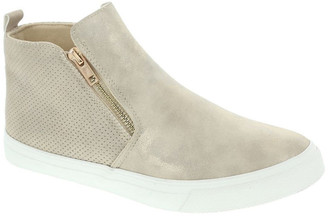 Planet Shoes Polly Gold Sneaker