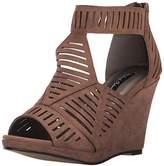 Michael Antonio Women's Kammi Wedge Sandal