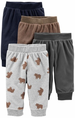 Simple Joys by Carter's 4-pack Fleece Pants Casual