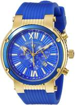 Swiss Legend Men's SL-10006-YG-03-BLB Legato Cirque Analog Display Swiss Quartz Watch
