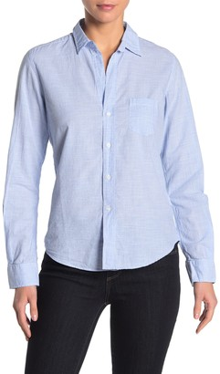 Frank And Eileen Barry Long Sleeve Classic Fit Tailored Shirt