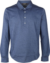 Loro Piana Longsleeved Polo Shirt
