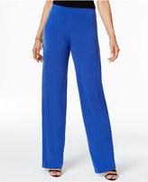 Alfani Petite Knit Wide-Leg Pants, Only at Macy's