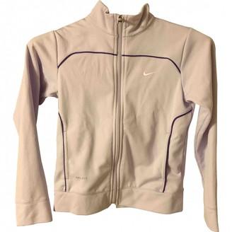 Nike Purple Polyester Jackets