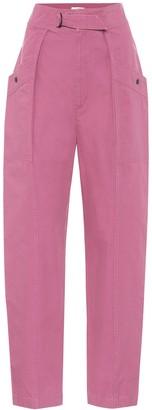 Etoile Isabel Marant Zilyae high-rise jeans