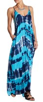 Love Stitch Tie-Dye Maxi Dress
