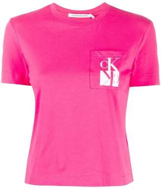 CK Calvin Klein short-sleeved T-shirt