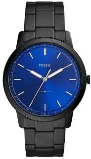 Fossil The Minimalist Stainless Steel Bracelet Watch