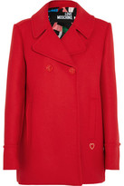 Love Moschino Wool-Blend Coat