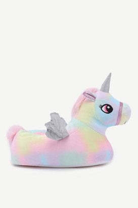 Ardene Unicorn Slippers