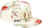 Schott NYC Men's CAPBASE Baseball Cap - multi-coloured -