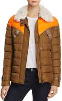Hunter Astro Faux Fur Collar Jacket