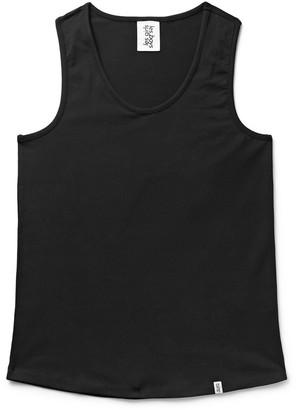 Les Girls Les Boys Slim-Fit Stretch-Cotton Jersey Tank Top