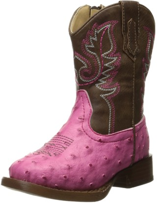 Roper Girl's Cowboy Cool Western Boot